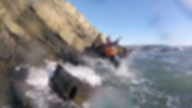 Coasteeringwith Adrenalin Addicts Outdoor extrem adventures norh wales