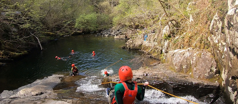 Bank Holiday Monday Activities still available. Have you booked your Adventure?