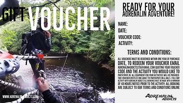 Adrenalin Addcts Outdoor Adventures Voucher
