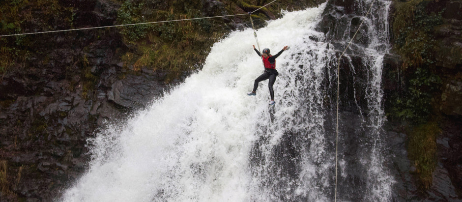 Easter Special 20% off Canyoning