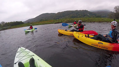 Kayaking with adrenalin addicts north wales outdoor adventures activities snowdonia