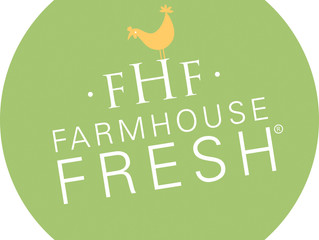 Welcome to the farm! Farmhouse fresh facials and Body Line