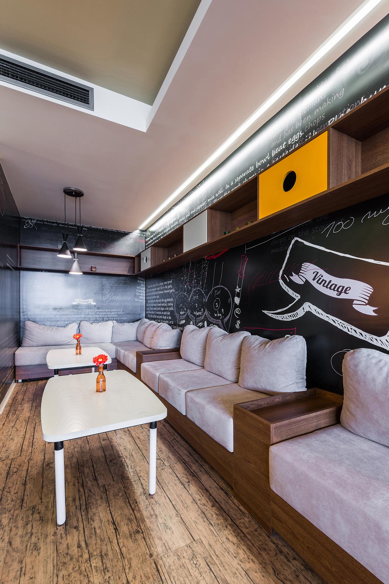 Hostel Lounge