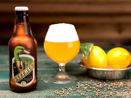 Jeffrey Niña: a cerveja do verão carioca