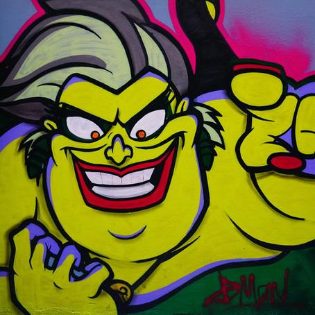 6 Greek Female Street Artist We Love: International Women's Day