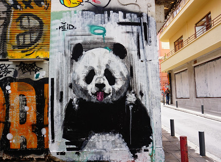 Where to discover the best street art in Athens