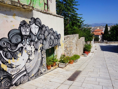 5 Cool and unusual things to do in Athens