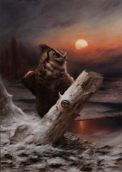 """""""Horned Owl"""""""