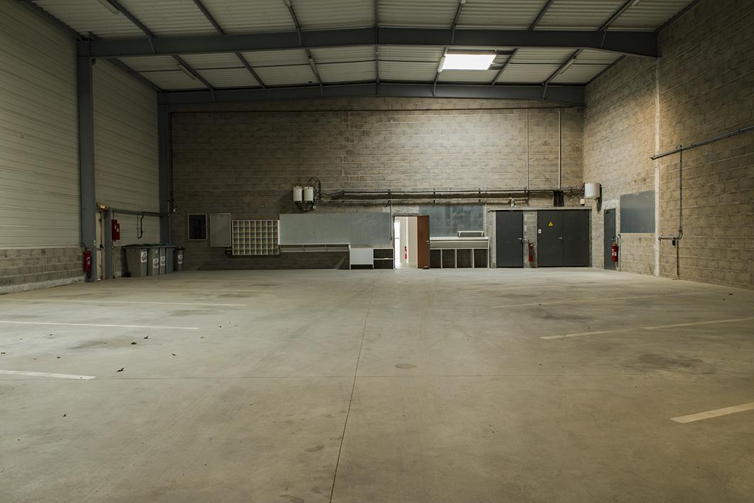 Garage Véhicule Lourd