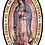 Thumbnail: Our Lady of Guadalupe Card