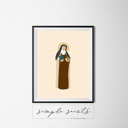 St. Edith Stein / St. Teresa Benedicta of the Cross