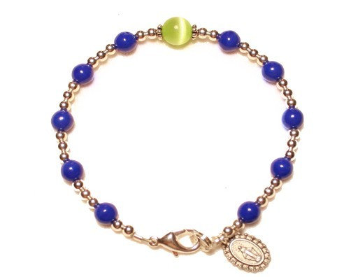 Madonna of the Streets Decade Bracelet