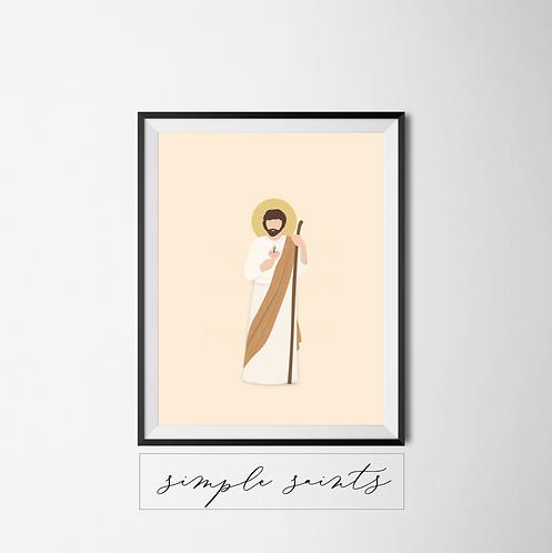 Chaste Heart of St. Joseph