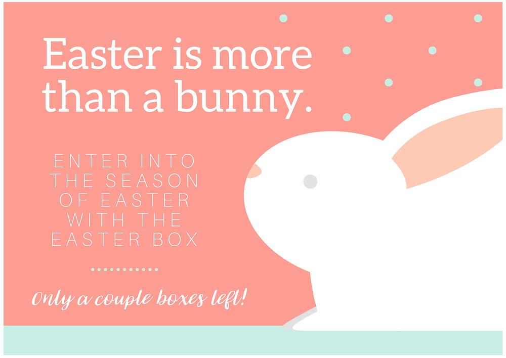 Easter Box - Catholic Box