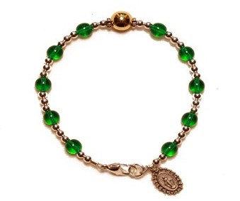 Regina Angelorum Decade Bracelet