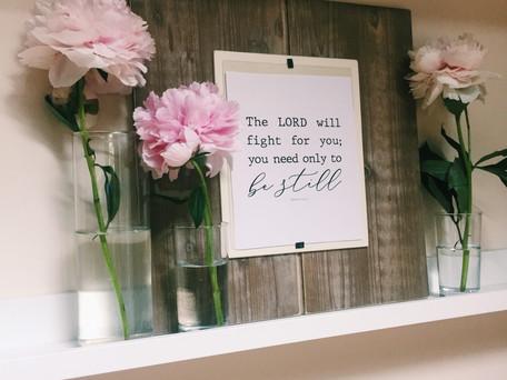 Exodus 14:14 Printable