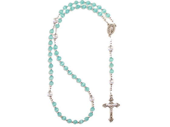 """It's A Boy!"" Rosary"