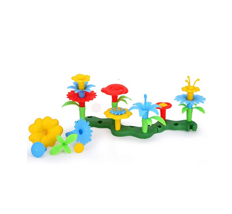 Flower Garden Building Toy