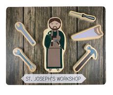 St. Joseph Chunky Puzzle