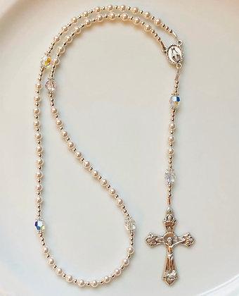 Baby Baptismal Rosary