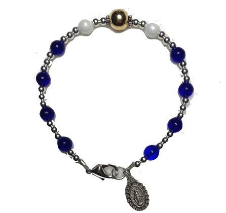Totus Tuus Maria Decade Bracelet