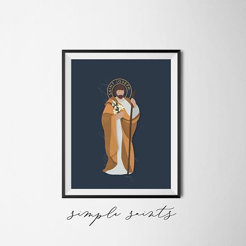Saint Joseph --