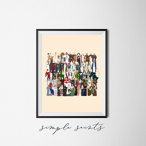 All Saints Collection