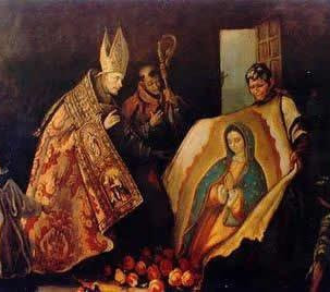 The Miraculous Image of Our Lady of Guadalupe - Part I