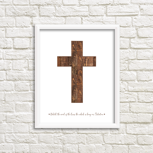 Wood of the Cross -
