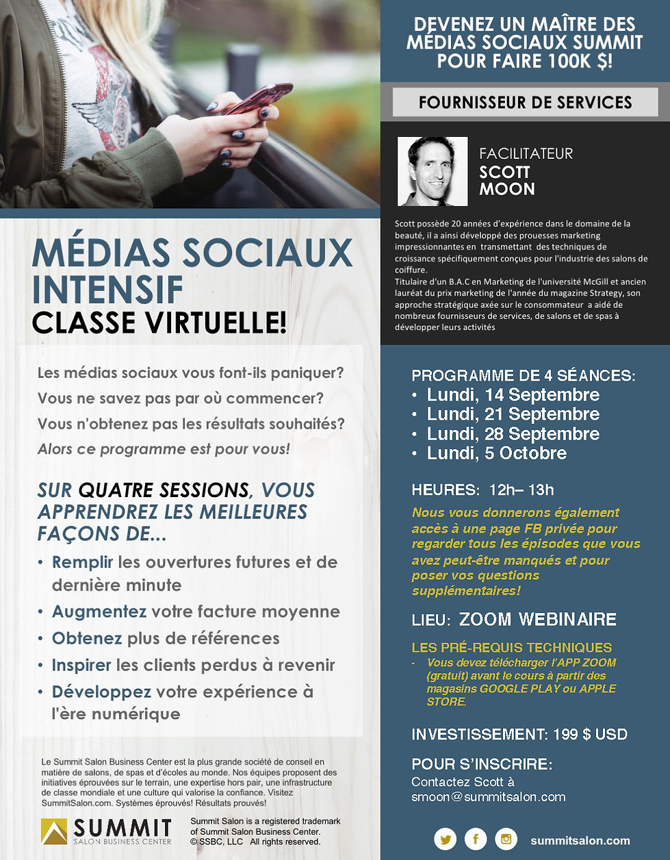 Brochure - Medias Sociaux Intensif Virtu