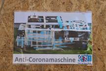 Anti-Coronamaschine