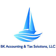 BK Accounting & Tax Solutions logo