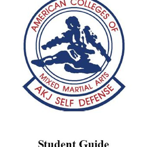ACMMA Student Guide