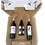 Thumbnail: Estuche 3 botellas Tinto y Blanco Selección