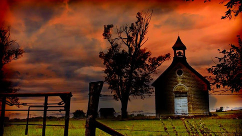 Church in Midwest