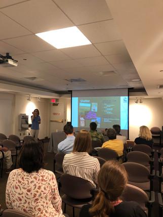 Sustainable Morristown & NJ Audubon Host & Local Wildlife Seminar