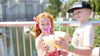 A NJ Boy started a petition to ban straws and plastic lids at Disney Resorts