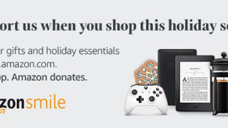 Support Sustainable Morristown just by shopping on Amazon this holiday season!