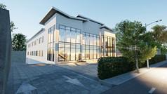 Tyeks Office Building