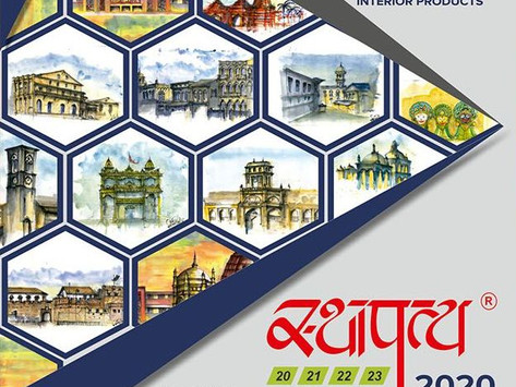 Sthapatya 2020 at Vanita Vishram Ground, Surat (20,21,22,23 Dec 2019) 23rd Consecutive Years