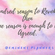 Hundred reason to revoke then one reason