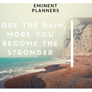 more the pain, more you become the stron