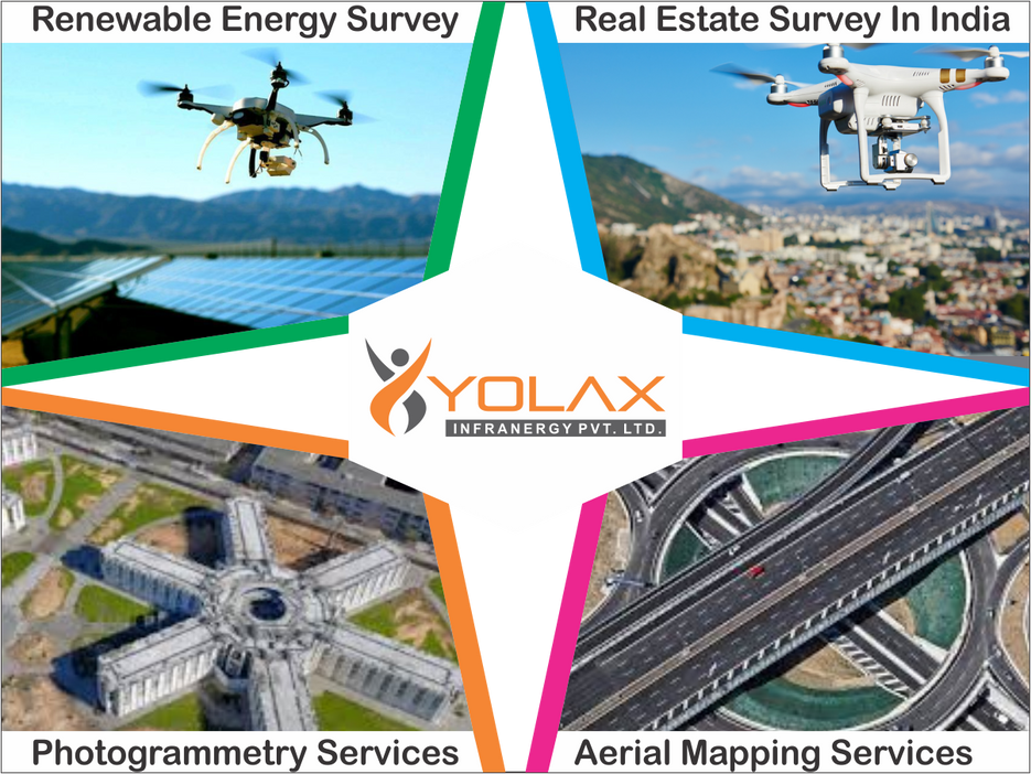 Drone LiDAR Mapping, Renewable Energy Survey and LiDAR