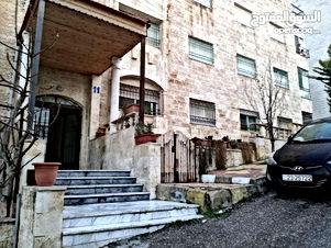 شقة للبيع في ضاحية الرشيد قرب جامع السلام طابق اول المساحة 128م