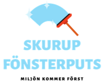 Logotyp Skurup Fönsterputs