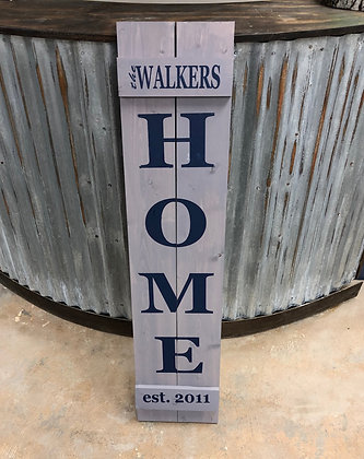 HOME/WELCOME SHUTTER