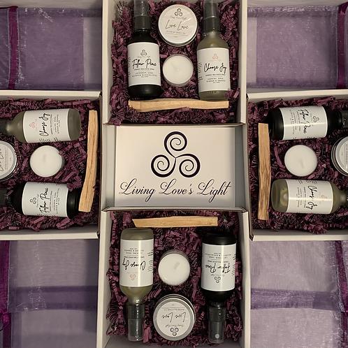 Living Love's Light Gift Set