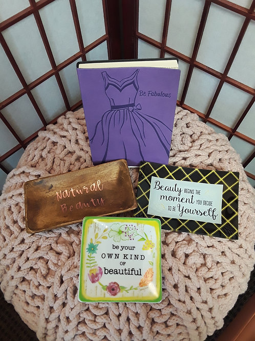 Natural Beauty Gift Bundle