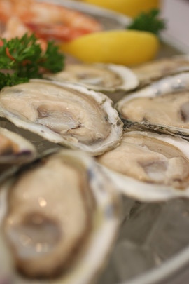 Cape May Salts Oysters