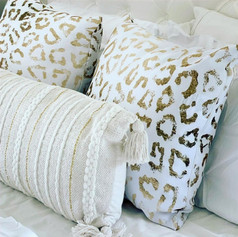 The Hugh Cozy House Pillows